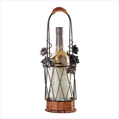 27090 Sommelier Wine Basket