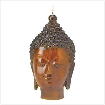 39205 Serene Buddha Candle
