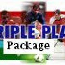 """The """"Triple Play"""""""