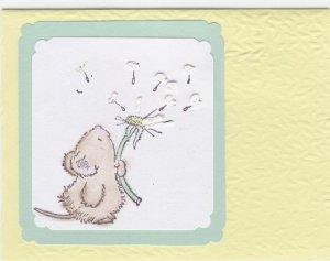 Mouse Birthday Wish