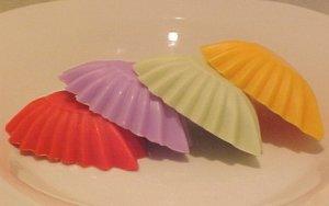 Fresh Lilac Soy Melt Tart Handpoured 2 pack