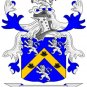 James Coat of Arms in Cross Stitch