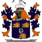 Fergusen Coat of Arms in Cross Stitch