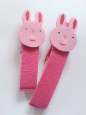 Pink Rabbit Bento Belt