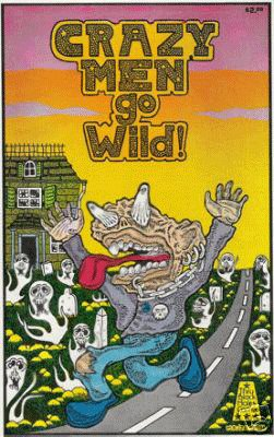 CRAZY MEN go WILD Comix (Signed by Artist)
