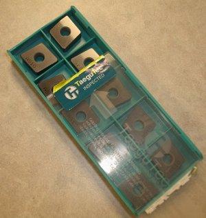 TeaguTec Carbide Insert CNGA 433 Grade AS10 Box Of 10