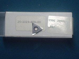 TNMC 32 VGL .047 Threading Carbide Inserts Box of 10