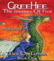 Award Winning Dragon Fantasy - GreeHee Journey of 5