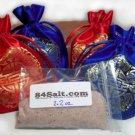 2 - 2oz Gift Bags Organic Pink Crystal Himalayan Salt 84 Minerals FDA Kosher