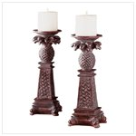 Pineapple Column Holders