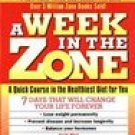 A Week in the Zone (Paperback, 2000)