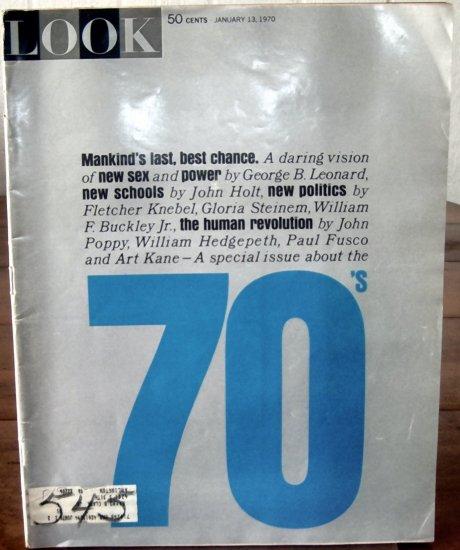 Look Magazine January 13, 1970
