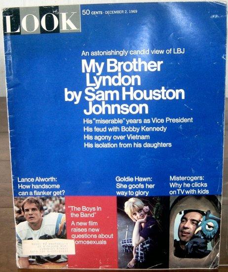 Look Magazine December 2, 1969