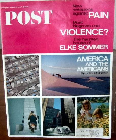The Saturday Evening Post July 2, 1966