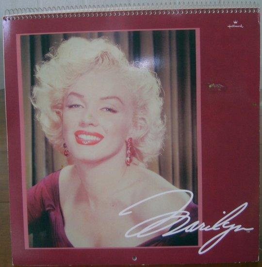 1994 Marilyn Monroe Calendar