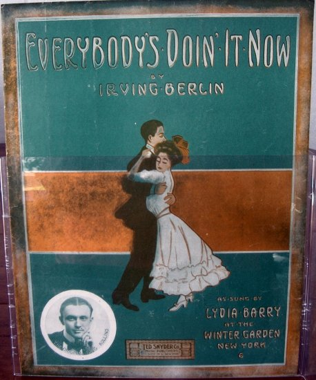 Everybody's Doin It Now 1911
