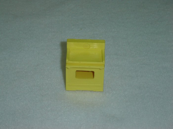 Vintage Fisher Price Play Family Playrooms Yellow Oven Model 909 From 1972 To 1974