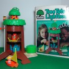 Vintage Kenner Tree Tots Lighthouse Play Set W Honey Chip and Captain Cork W Box