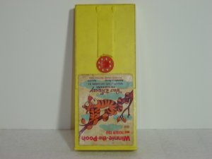 Vintage 484 Fisher Price Winnie The Pooh And Tigger Too Movie Cartridge for 460 463 Movie Viewers