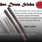 Fiber Drum Stick (Peanut)