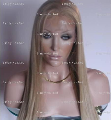 Brooke Hogan Inspired Full Lace Wig