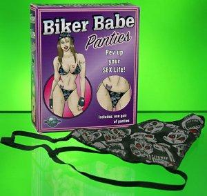 Biker Babe Panties