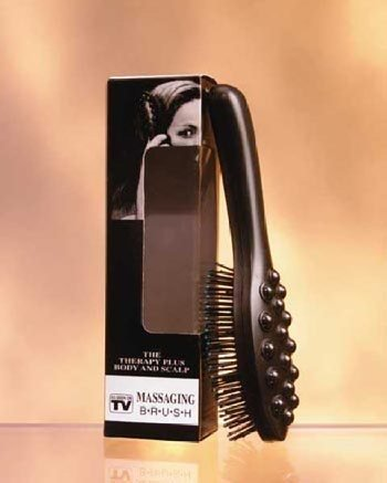 Vibrating Hairbrush