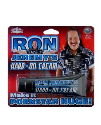 Ron Jeremy's Hard On Cream