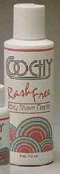 Coochy Shave Cream 4 oz
