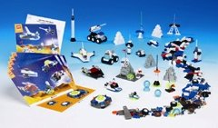 Lego Education Lego Journey Into Space Building Set New