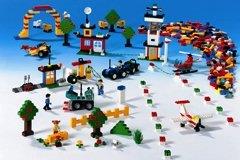 Lego Creator Lego Airport 1180 Pieces New