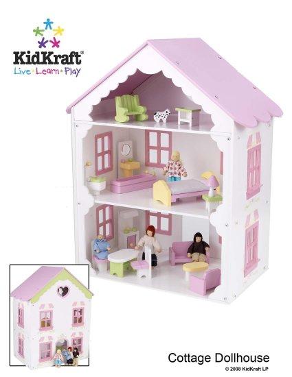 KidKraft Cottage Dollhouse