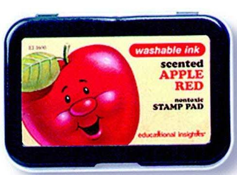 RedApple Scented Washable Stamp Pad