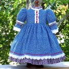 Victorian Dress for A Life of Faith and American Girl Dolls