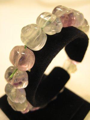 Piggy  Natural Gemstone Bracelets #2418