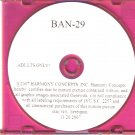 Harmony Concepts Jack Banner BAN-29 DVD
