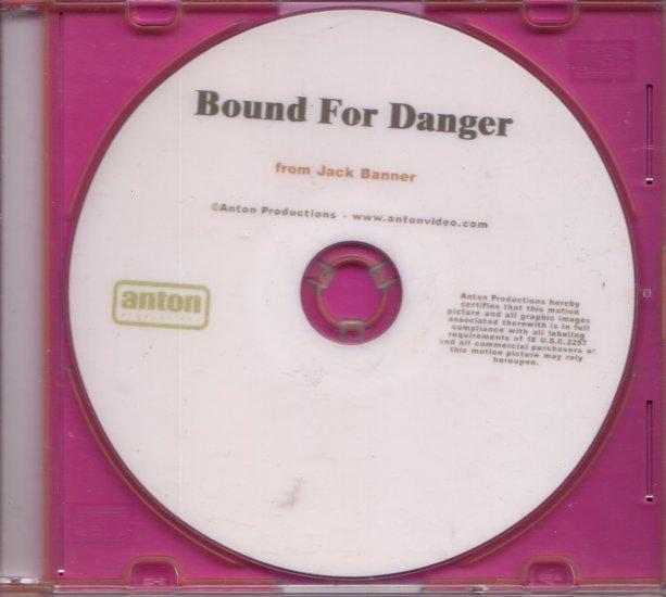 Anton Productions Bound For Danger DVD