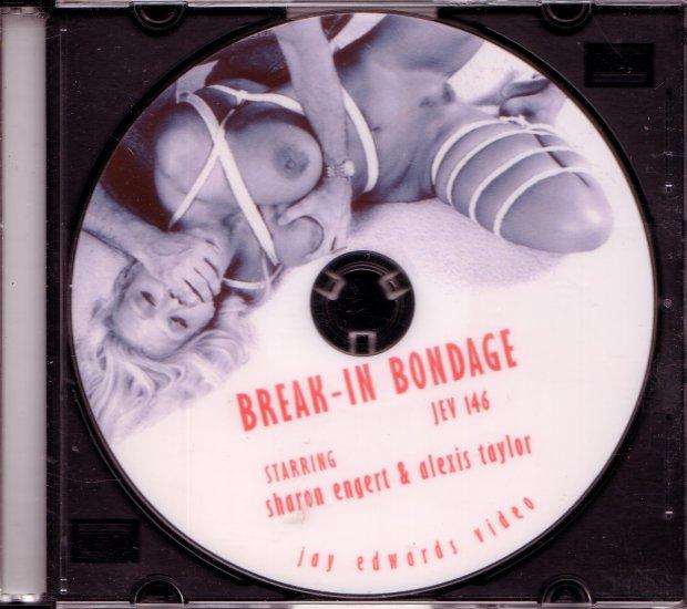 Jay Edwards JEV-146 BREAK-IN BONDAGE DVD
