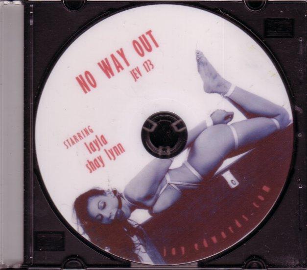 Jay Edwards JEV-173 NO WAY OUT DVD