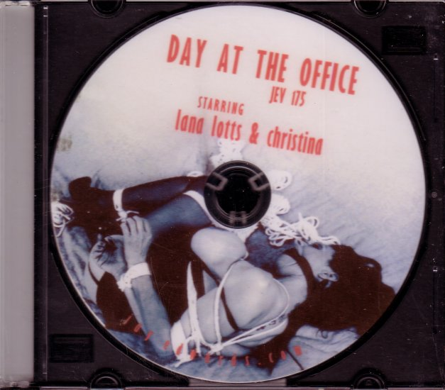 Jay Edwards JEV-175 DAY AT THE OFFICE DVD