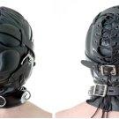 Strict Leather Sensory Deprivation Leather Hood