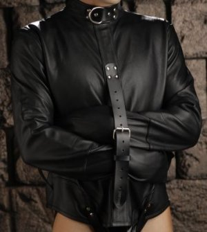 Strict Leather Premium Straightjacket Sz X-Large