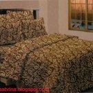 Bedsheet with Comforter - BS001(Single)
