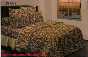 Bedsheet with Comforter - BS001(Single)