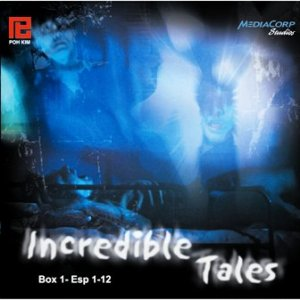 VCDs Singapore True Ghost Stories Epsisode 1-12 & Episode 13-26