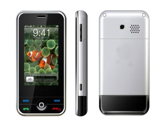 """SHAKE"" PHONE UNLOCKED DUAL SIM TOUCH SCREEN W/ SHAKE TECHNOLOGEY"