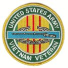 CIB Vietnam Veteran Patch Ribbon Colors