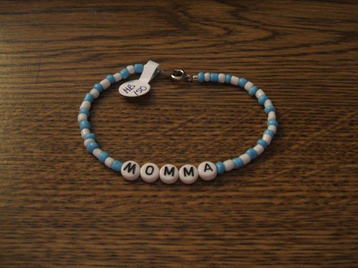 Momma bracelet