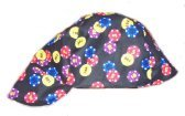 Black Poker Chips Welder Biker hat, your size