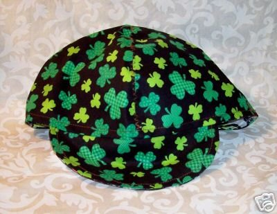 Shamrock A Welder Biker hat, your size
